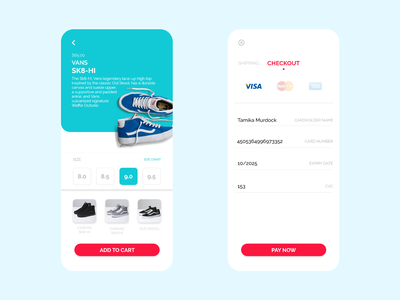 Credit Card Checkout ux ui typography illustration icon design daily 100 challenge logo art app