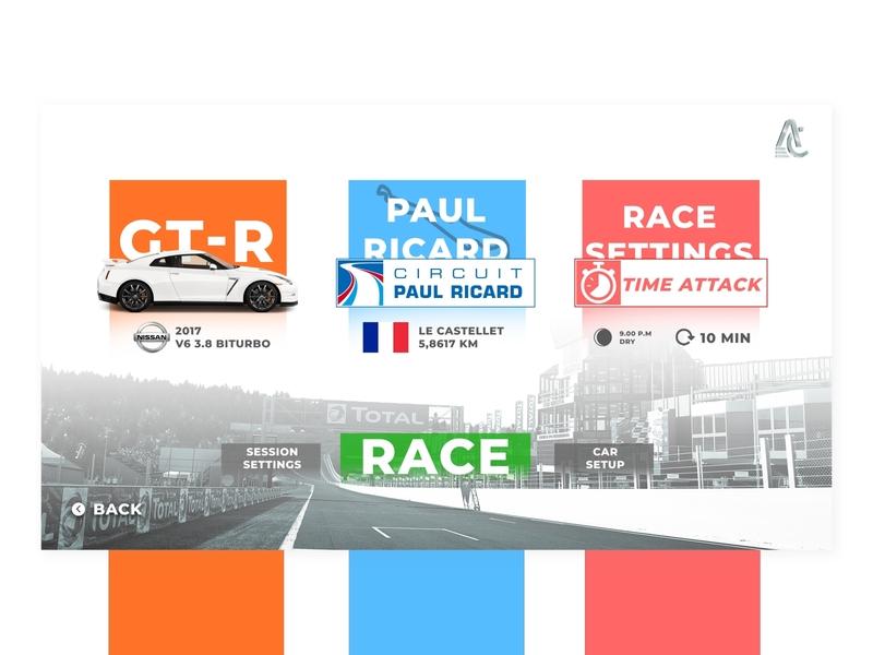 Assetto Corsa // Race Settings