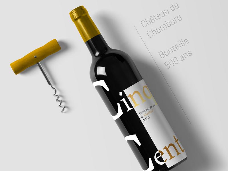 Château de Chambord // 500 wine anniversary