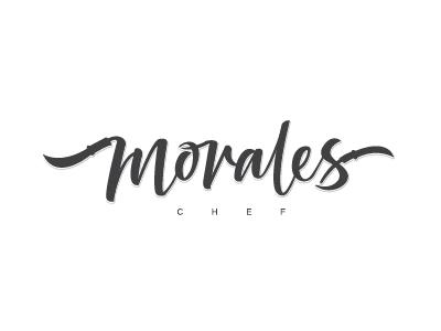 MORALES CHEF LOGO