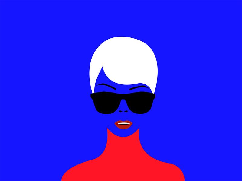 Laci Warhol: 3 vectorart vector colors digitalart illustrator design