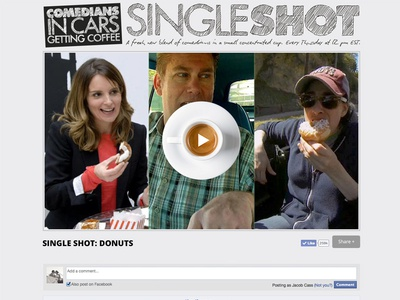 Comedians In Cars Getting Coffee Single Shot