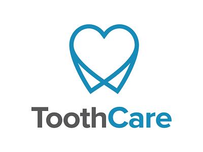 Tooth care logo