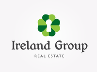 Ireland Group Real Estate Logo