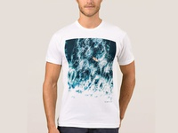 JUST A Surfer Lost At Sea T-Shirt