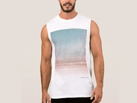 JUST A Calm Beach Tank Top