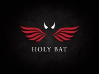 Holy Bat Logo