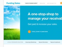 Funding Gates Homepage