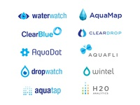 Water Analytics Co. Logos