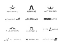 AltaWing Logo Concepts