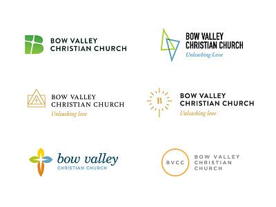 Church Logo Design Exploration religion christian logo christianity cross logo design logo branding church