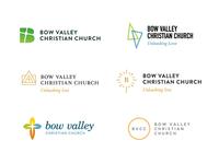 Church Logo Design Exploration