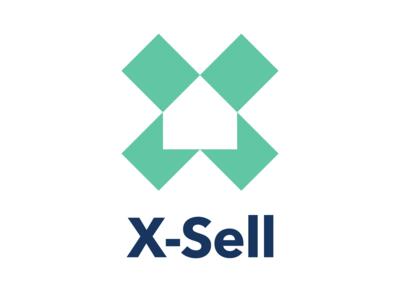 X Real Estate Agency Logo - Alphabet Logos 3/26