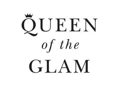 Queen Of The Glam - Alphabet Logos 10/26