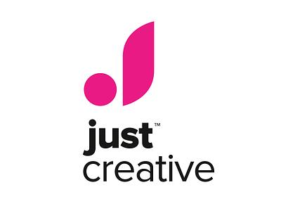 J Just Creative Logo Concept - 17/26 proxima nova just creative agency branding minimal studio creative j