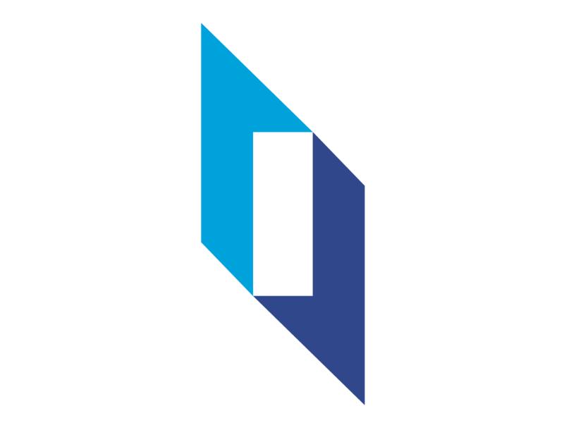 i Elevator Alphabet Logo 18/26 negative space door lift elevator logo arrow i