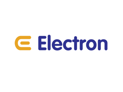Electron Logo - Alphabet Logos 22/26