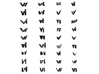 Vi Logo Concepts