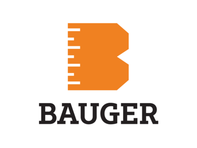 Bauger Construction Logo - Alphabet Logos 25/26