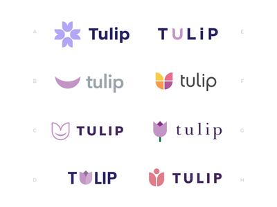 Tulip Logo Concepts