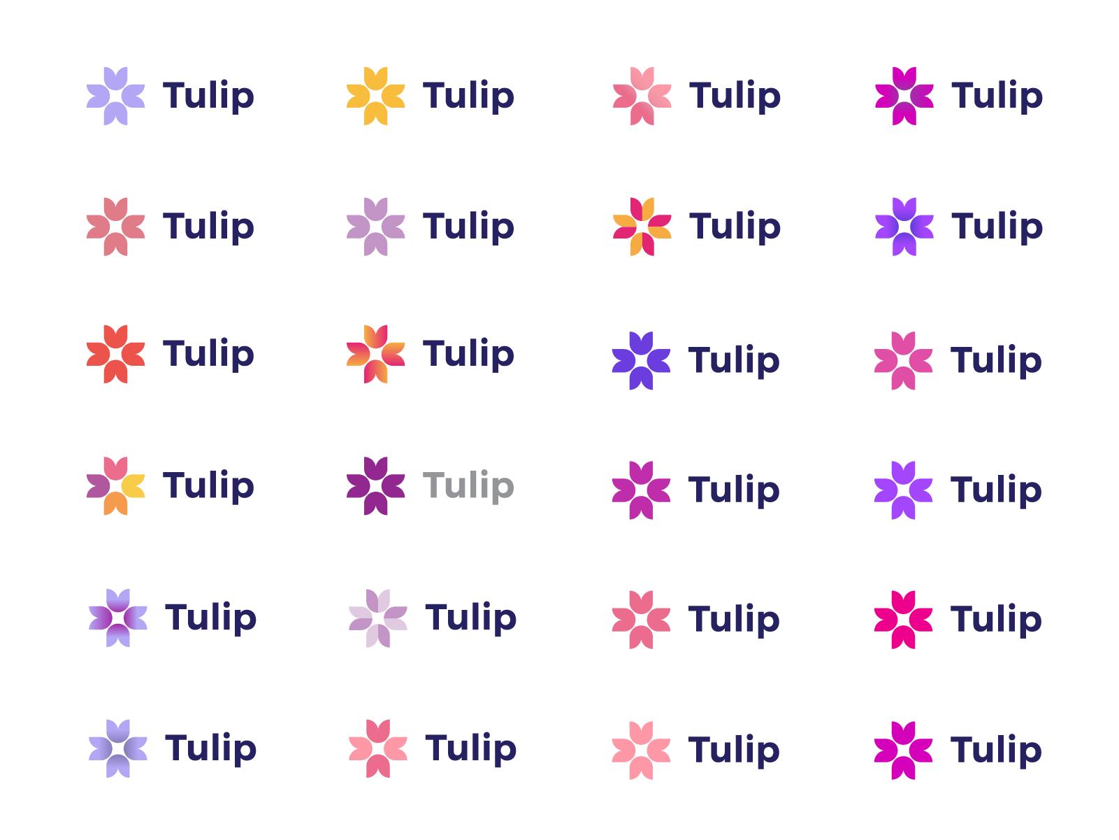 Tulip dribbble 08