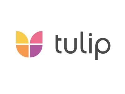 Tulip Logo Design Concept