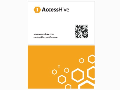 Access hive cards