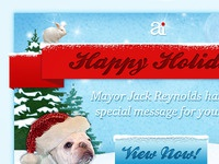 Holiday Email Card