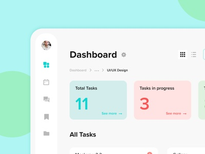 Daily UI Challenge #056 - Breadcrumbs project board team task board task management cards dashboard navigation breadcrumbs daily ui 56 daily ui challenge ui design ui daily ui