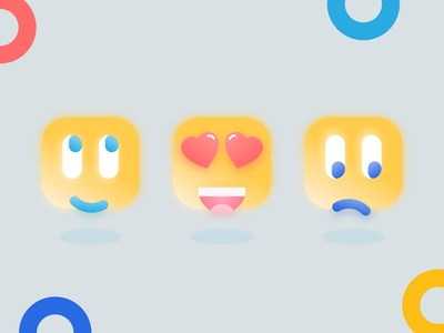 Daily UI Challenge #088 - Avatar smiley vector account love smile avatar icons avatar daily ui 88 daily ui challenge ui design ui daily ui