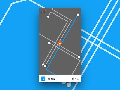 DailyUi 029 - Subway Map ui subway map react design 029 dailyui