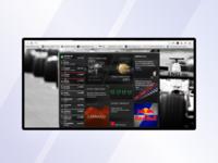 Social live race experiences for Formula 1 fans