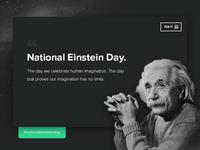 National Einstein Day!