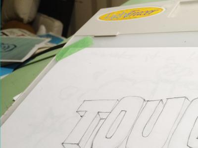 Tough Love: Pencils light tracer adventures in design tough love pencils