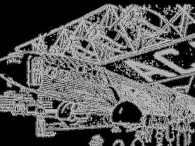 Syclla illustration fun airplanes boac