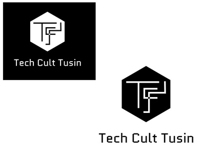 Tech Cult Tusin - LOGO identity logo
