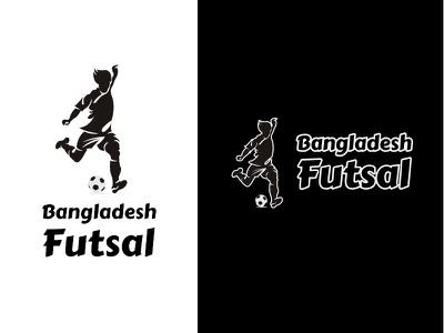 Bangladesh Futsal Logo Redesign redesign identity design logo