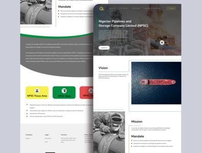 NPSC WEB UI