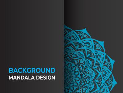 Modern Luxury Mandala Design