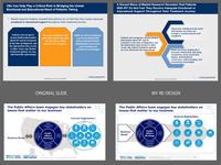 Slide Redesigns - PowerPoint