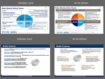 Slide Redesigns - PowerPoint, Page 2