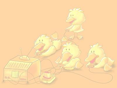 gaming ducks dribble friendship affinitydesigner gaming digital illustration ducks character pencildog affinityphoto illustration affinity character design