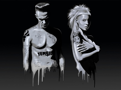 Die Antwoord Project