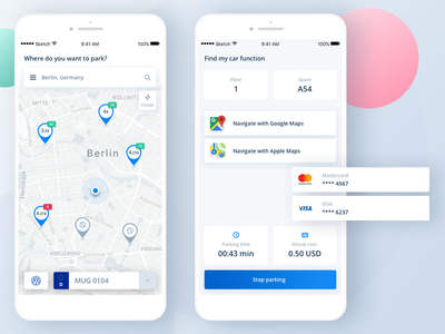 Car parking map bitcoin ethereum blockchain driving localization find navigate payment search map parking car