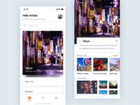 Travel app 🚀