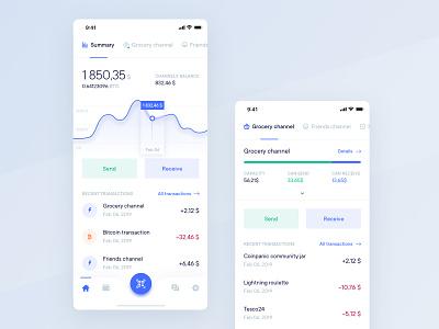 Bitcoin lightning wallet wallet data coin exchange crypto ethereum finance dashboard cryptocurrency blockchain bitcoin