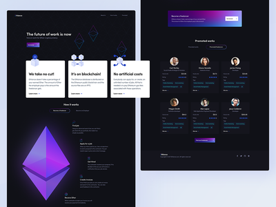 Ethlance Landing Page🚀 ethlance wallet landing page landing finance exchange ethworks ethereum crypto currency cryptocurrency crypto coin blockchain bitcoin
