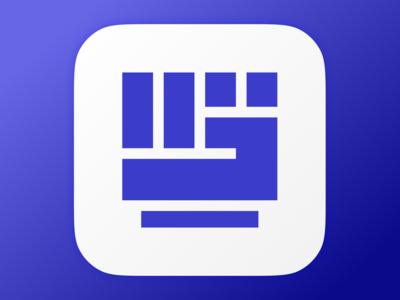 """""""Fist"""" App Icon Concept"""