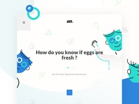 Ask - Landing Page