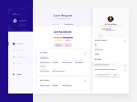 Load Approve,Reject & profile Page